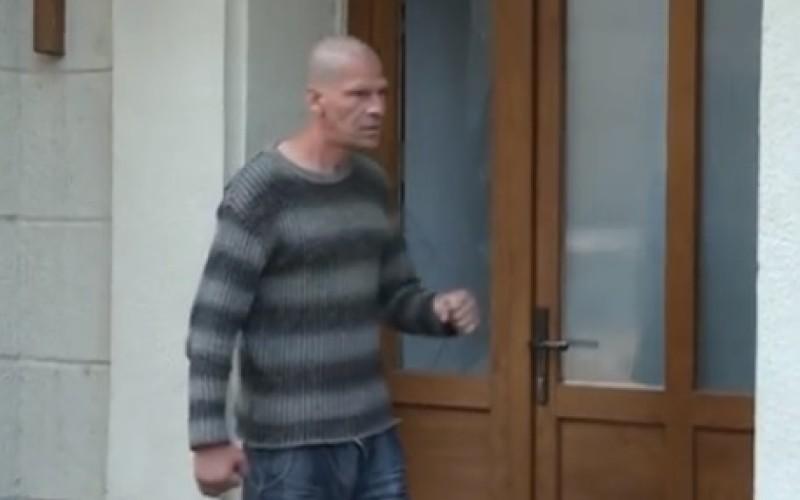 Sediul DNA București, vandalizat de un bărbat nervos – VIDEO