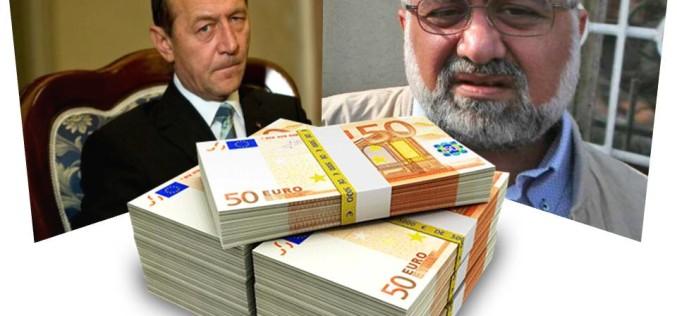 Omar Hayssam: Băsescu m-a forțat să-i finanțez campania electorală din 2004