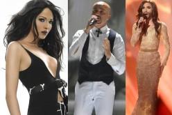 Călin Goia, pe scenă la Eurovision alături de Conchita Wurst și Dana International