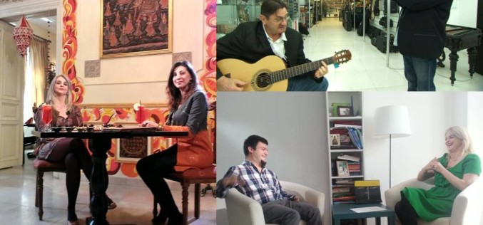 Români de succes în cinematografie şi la Operă, la TVR 2