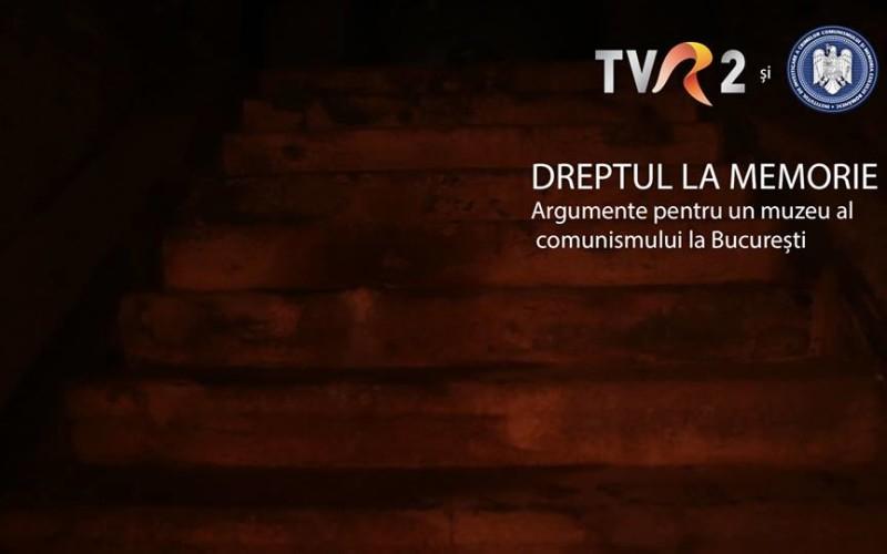 """TVR 2 difuzează """"GULAGUL ROMÂNESC"""", episodul doi al campaniei pentru Muzeul Comunismului"""