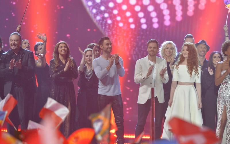 Iată cele zece țări finaliste din cea de-a doua semifinală Eurovision 2015