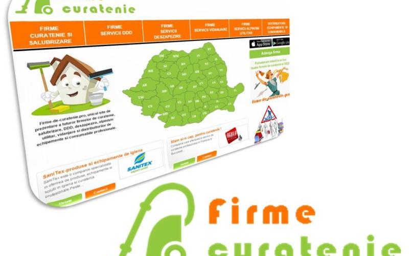 firme-de-curatenie.pro, primul site care reunește toate companiile de curățenie și DDD din România