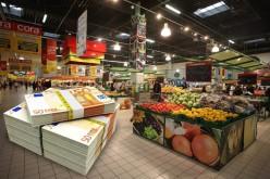 Reducerea TVA la alimente umple buzunarele hipermarketurilor
