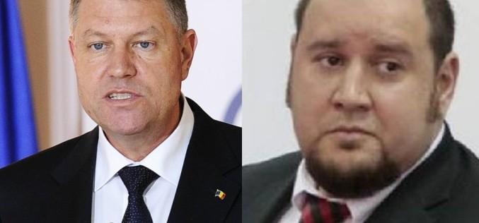 Iohannis amână numirea lui Daniel-Constantin Horodniceanu în funcția de șef al DIICOT