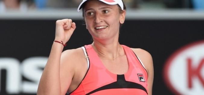 Irina Begu, calificare fabuloasă în turul trei la Roland Garros