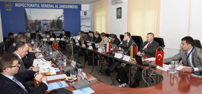 Cei mai importanţi reprezentanţi ai Jandarmeriilor Europene se reunesc la Bucureşti