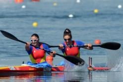 Petronela Roxana Borha și Elena Meroniac, campioane europene la Kaiac-canoe