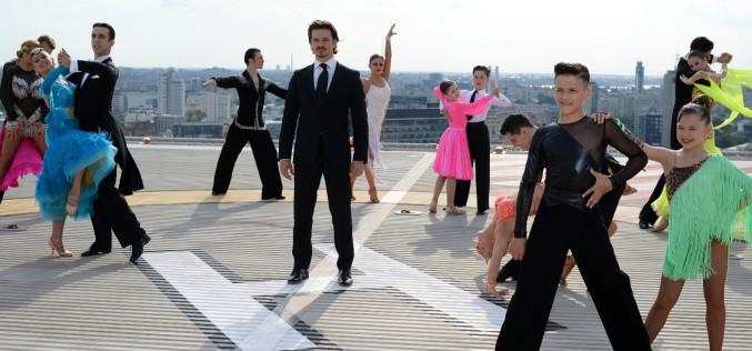 Mihai Petre aduce elita dansului sportiv în România
