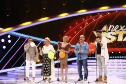 """Jurații Next Star trag în piept heliu și cântă """"Noi suntem români"""""""