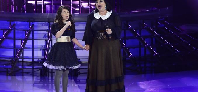 """Ozana Barabancea cântă alături de fiica ei, Gloria, la """"Te cunosc de undeva!"""""""