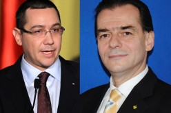 Scandal la Cotroceni de Ziua Europei. Ponta l-a dat dracu pe Ludovic Orban