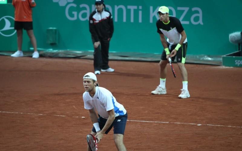 Radu Albot și Dusan Lajovic au câștigat turneul de dublu ATP de la Istanbul