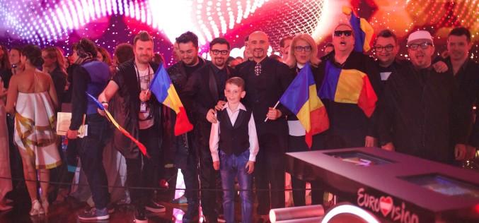 Voltaj a calificat România în finala Eurovision 2015