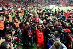 FC Sevilla a câștigat pentru al doilea an consecutiv, trofeul Europa League