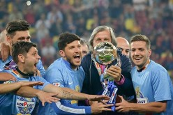 Steaua este pentru al treilea an consecutiv, Campioana României la fotbal