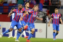 Steaua s-a impus cu 2-0 în partida cu AS Trencin din preliminariile Champions League