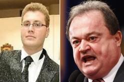 Ginerele lui Blaga, Andrei Rudeanu, arestat pentru evaziune fiscală de 600.000 de euro