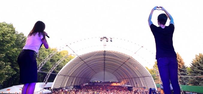 Alexandra Bădoi și-a împlinit visul de a cânta cu Armin Van Buuren