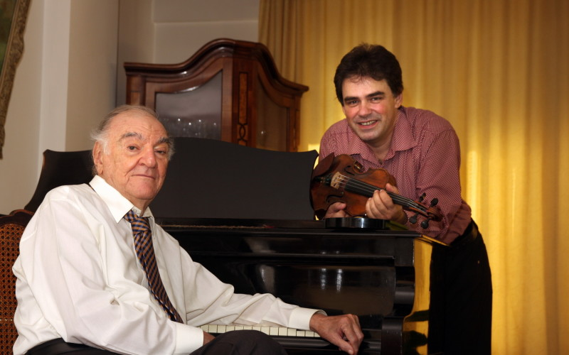 Valentin Gheorghiu şi Gabriel Croitoru, Integrala Beethoven IV, la Sala Radio