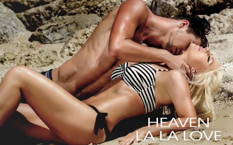 """Heaven, filmări incendiare pentru videoclipul piesei """"La La Love"""" – VIDEO"""