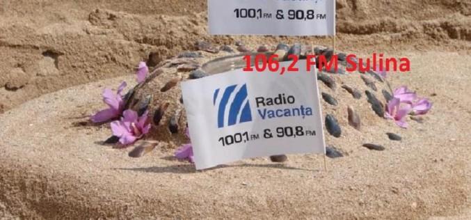 Radio Vacanța își începe de azi emisia până pe 13 septembrie