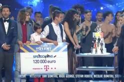Finala Românii au talent 2015 a fost câștigată de grupul Speedcubing