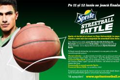 Piața Universității găzduiește finala Sprite Streetball Battle