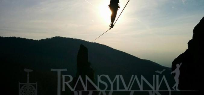 România văzută de pe monociclu şi slackline,  documentar în exclusivitate la TVR 1