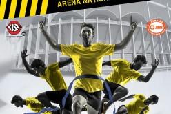 URBATLON deschide portile distracției la Național Arena din București