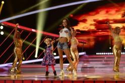 """Andreea Antonescu cântă alături de fiica ei, Sienna, la """"Next Star"""""""