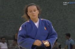 Andreea Chițu, aur la judo la Jocurile Europene de la Baku