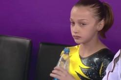 Andreea Iridon, argint la bârnă și bronz la paralele la Jocurile Europene de la Baku