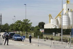 Atac terorist. Bărbat decapitat la o uzină chimică din Franța
