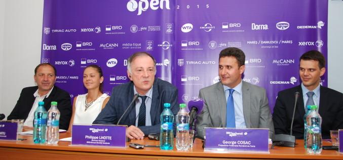 Șase românce, prezente pe tabloul principal de simplu de la BRD Bucharest Open 2015