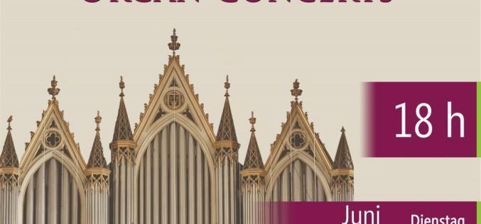 A început stagiunea concertelor de orgă la Biserica Neagră