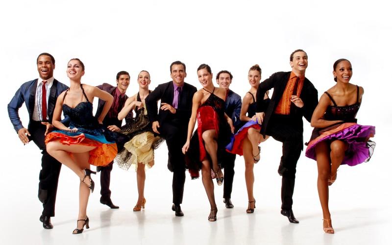 Tipuri de dans şi stiluri de dans