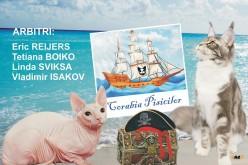 """""""Corabia pisicilor"""" de rasă ancorează în iunie la Mamaia"""
