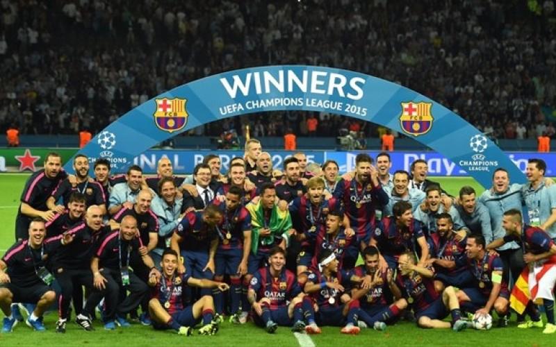 FC Barcelona a câștigat Champions League, după ce a învins în finală pe Juventus
