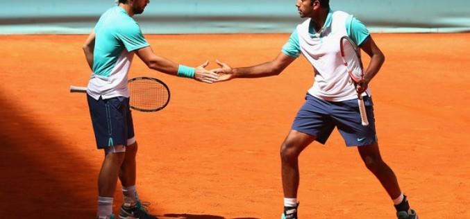 Florin Mergea și Rohan Bopanna au câștigat turneul de tenis de la Stuttgart
