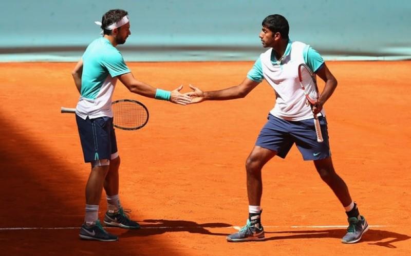 Florin Mergea și Rohan Bopanna, calificat în semifinale la turneul de tenis de la Halle