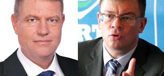 Iohannis a trădat România. l-a pus șef la SIE pe spionul străin Mihai Răzvan Ungureanu