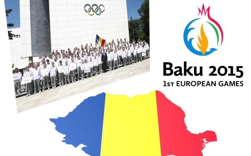 Pe 12 iunie începe la Baku prima ediție a Jocurilor Europene. România participă cu 147 sportivi