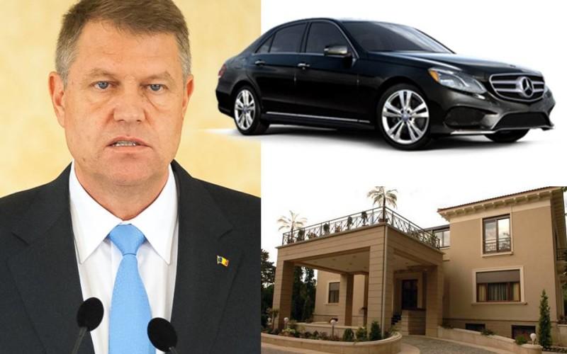 Iohannis se lăfăie în lux pe banii românilor. A tocat un milion de euro pentru modernizarea Vilei Lac 3