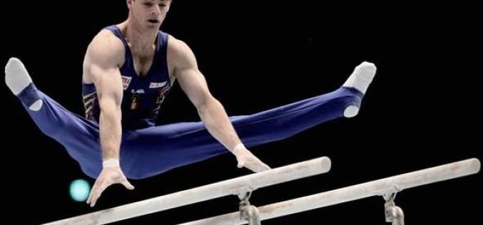 Marius Berbecar a cucerit medalia de bronz la paralele la Jocurile Europene de la Baku