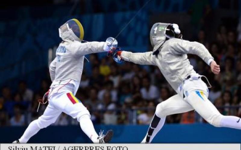 România a pierdut aurul în proba de sabie masculin la Jocurile Europene la Baku