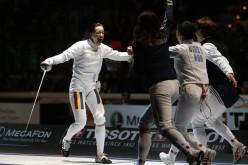 România, argint în proba de spadă feminin la Mondialul din Moscova