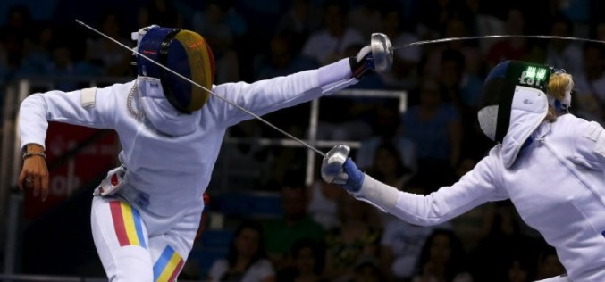România a cucerit aurul la spadă feminin la Jocurile Europene de la Baku