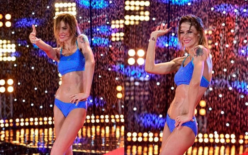 """Roxana Ciuhulescu participă în premieră la """"Splash! Vedete la apă"""""""