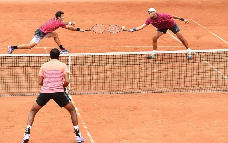 Horia Tecău și Jean Julien Rojer s-au oprit în semifinale la dublu la Roland Garros